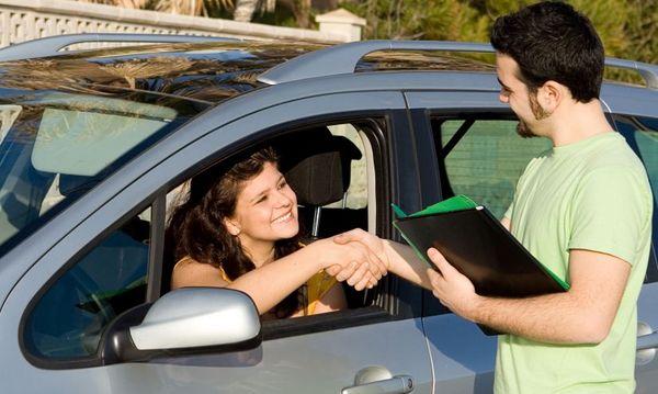Новое авто и покупка