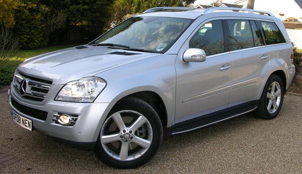 Mercedes GL 420 CD