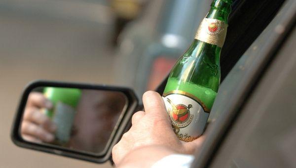 Езда в пьяном виде наказание