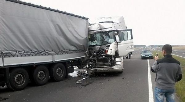 ДТП авария на трассе