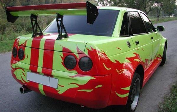 Автомобили ВАЗ