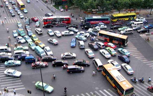 Дорожное движение и штрафы
