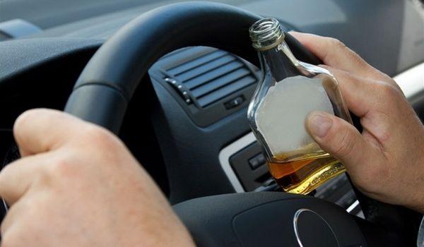 Езда в пьяном виде