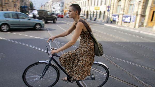Машины и велосипеды