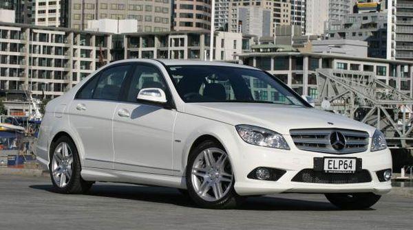 Mercedes-Benz C320 Cdi