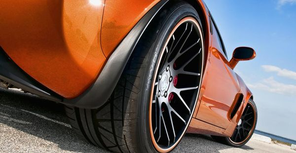 Размер колес авто