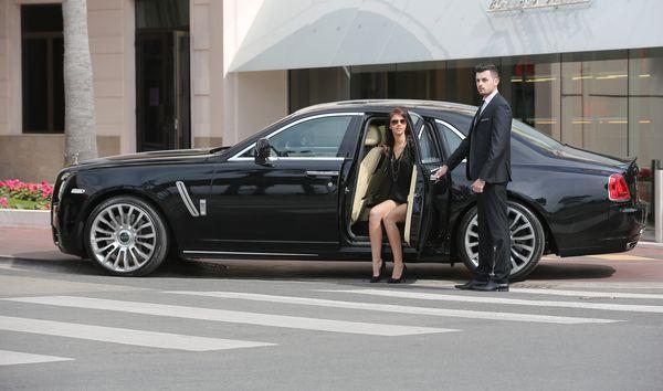 VIP-шофер