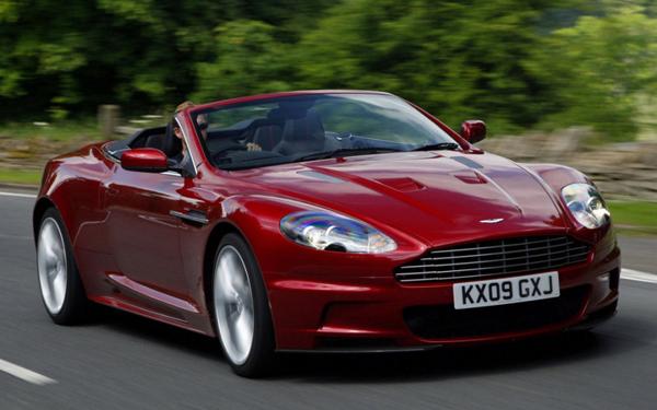DBS от Aston Martin