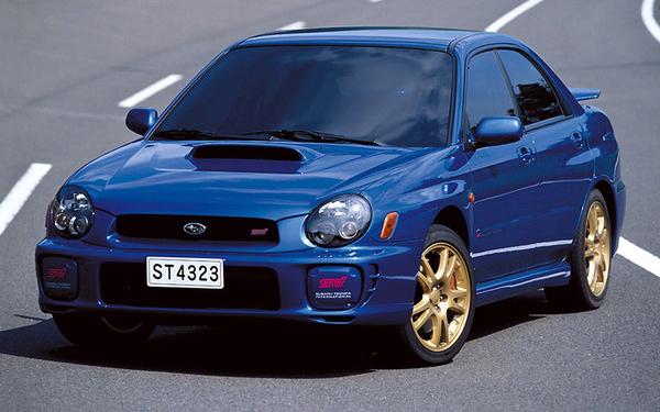 Mégane Renaultsport, Impreza WRX, Golf 2.0 T-FSI Gti.