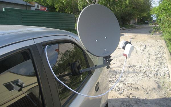 Антенна для автомобиля