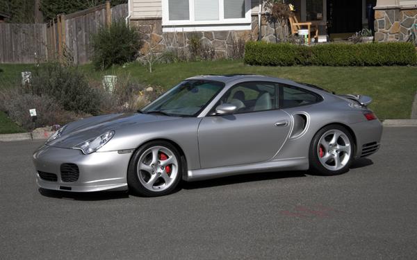 Порш 911 Turbo
