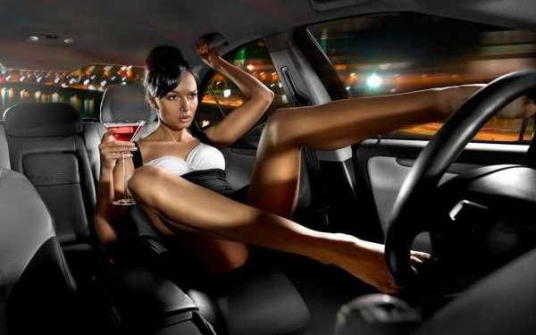 Как сидеть за рулем