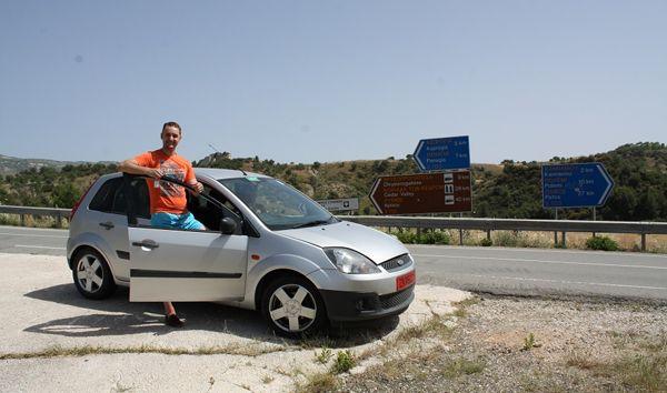 Аренда автомобиля в отпуске