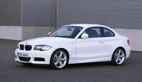 BMW Сoupe 125i