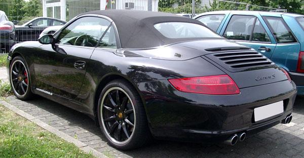 Новый Porsche 911 s