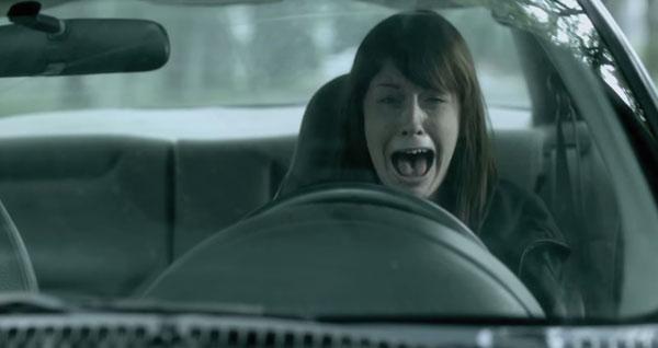 Женские страхи за рулем