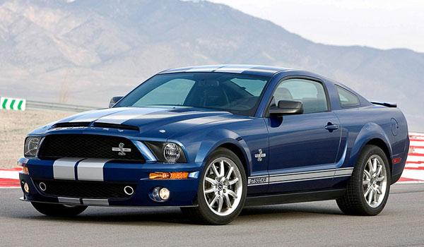Monaro VXR500 против Shelby GT500