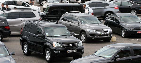 Стоимость подержанных авто