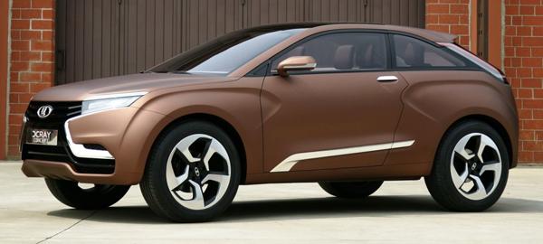 Компания Lada рассказала о конкурентах автомобиля Lada Xray