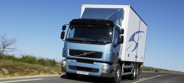 Госдума приняла закон о снижении штрафов для грузовиков