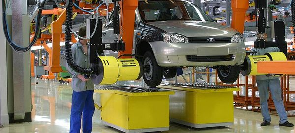 Государственная Дума России предлагает «АвтоВАЗу» заменить турецкие комплектующие