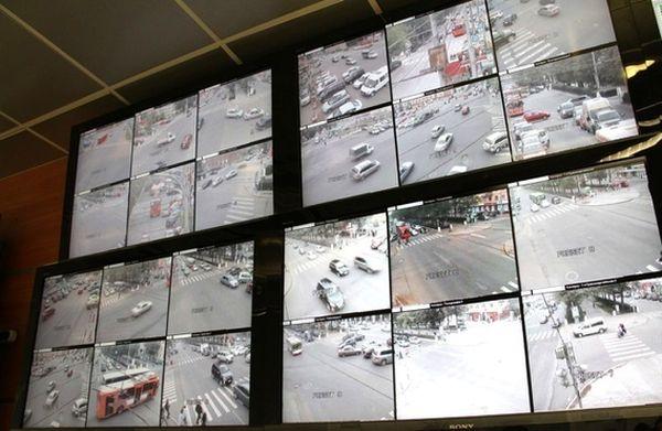 В Москве число нарушений, выявленных камерами, снизилось на 17% по итогам 2015 года
