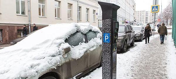 АМПП сообщает, что Москва не зарабатывает на платных парковках