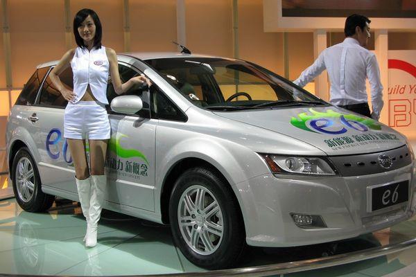 Китайцы предложили построить в Костроме завод электромобилей