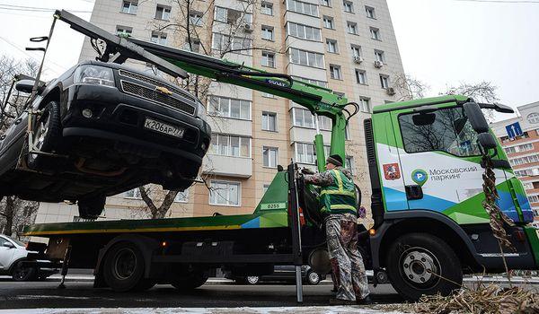 В январе 2016 года системы автоматической фиксации выявили более 30 000 нарушений правил остановки и стоянки в Москве