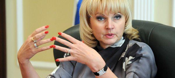 Голикова сообщила, что систему «Платон» могут проверить в Счетной палате