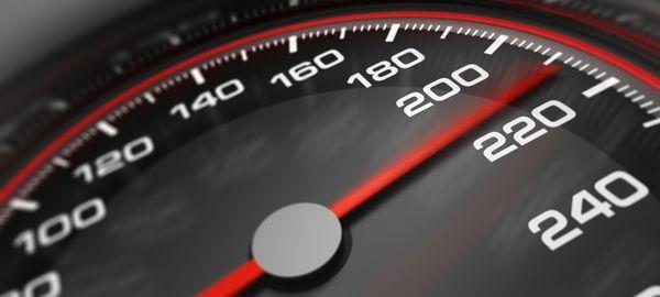 Штраф за «среднюю» скорость в Подмосковье