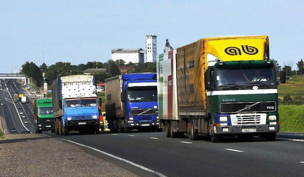 Минтранс предложил изменить начисление транспортного налога для дальнобойщиков