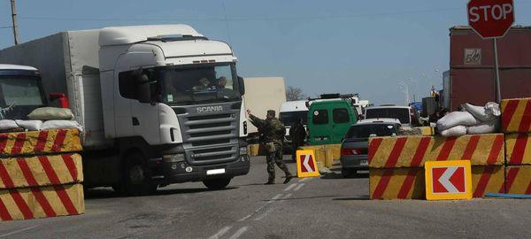Украина очень скоро снимет запрет на проезд российских фур