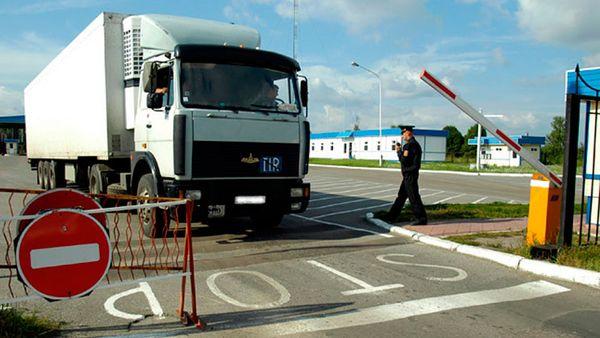Ситуация с автотранзитом по Украине будет под контролем