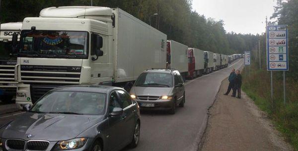 Грузоперевозки Польша и Россия
