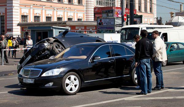 За оставление места ДТП хотят штрафовать на 30 000 рублей