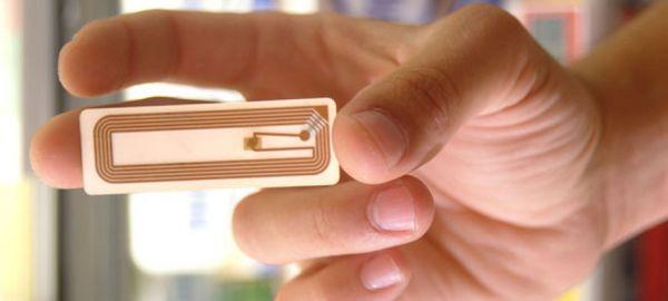 Вычислять нарушителей ПДД предлагают с помощью чипов-радиометок