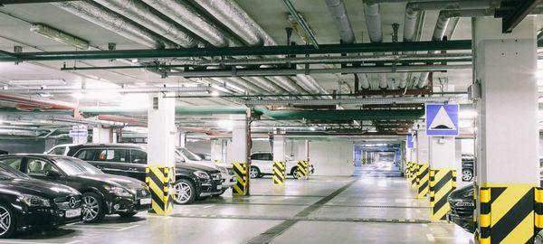 Московские гаражи
