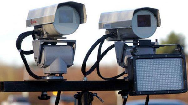 Камеры в Подмосковье зафиксировали 270 тысяч нарушений с начала года