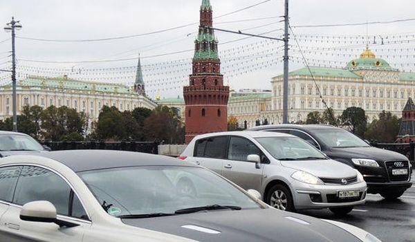 Вокруг Кремля создадут транспортное кольцо