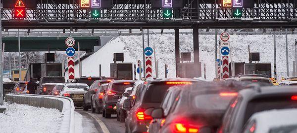 Льготные тарифы на проезд по трассе М11 временно сохранены на время анализа трафика