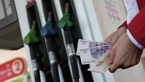 Оптовая цена на бензин на бирже выросла почти на четверть с начала 2016 года