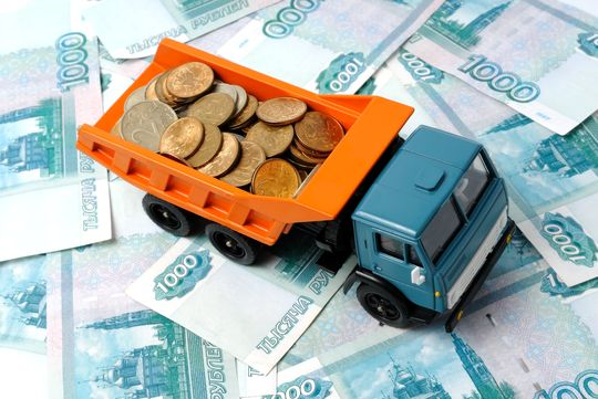 В 2017 году региональные дорожные фонды начнут пополнятся средствами системы «Платон»