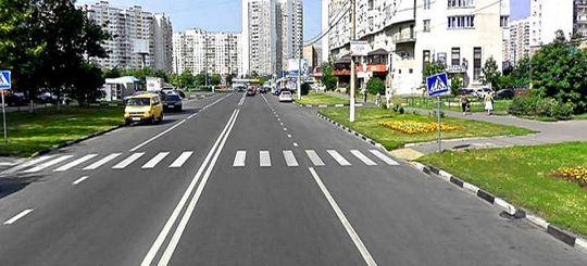 Знак «Зона торможения» предлагают установить его на дорогах России