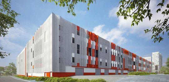 В Москве появятся дизайнерские гаражи