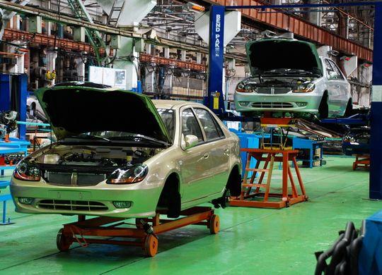 Правительство поддержит автопром на 137 миллиардов рублей