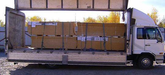 С грузовиков массой от 3,5 до 12 тонн могут начать взимать плату за проезд по федеральным трассам