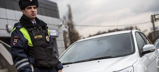 С начала 2016 года скрытые патрули ГИБДД пресекли более 28 тысяч нарушений ПДД