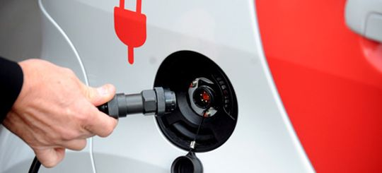 «Автодор» обещает построить сеть экспресс-заправок для электромобилей