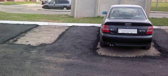 В 18 проблемных регионах страны решено ремонтировать дороги